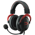 Diadema Kingston HyperX Cloud II Gaming KHX-HSCP-RD