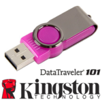 Memoria Flash USB Kingston 8 GB Rosa (KC-U308GZ-2K1)