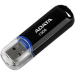 Memoria Flash USB Adata C906 8GB Negra AC906-8G-RBK