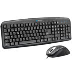 Kit Teclado Y Mouse Acteck AK2-2300 Alambrico PS2