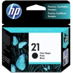 Cartucho HP Num 21 Negro 5ML C9351AL