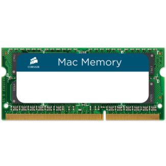 Memoria Ram DDR3 Sodimm Corsair 4GB 1066MHz Apple Certified CMSA4GX3M1A1066C7