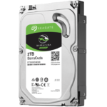 Disco Duro 3.5 Seagate 2TB SATA 3 64MB BarraCuda ST2000DM006