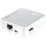 Router Mini Portatil Tp-Link TL-MR3020 Redes 3G Y Access Point