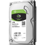 Disco Duro 3.5 Seagate 1 TB 7200 RPM SATA 3 64MB BarraCuda ST1000DM010