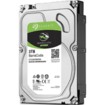 Disco Duro 3.5 Seagate 3 TB 7200 RPM SATA 3 256MB BarraCuda ST3000DM007