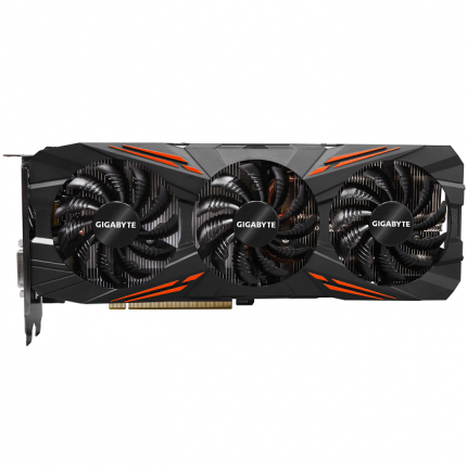 Tarjeta De Video Nvidia Gigabyte GTX 1080 G1 Gaming GeForce 8GB GDDR5 256-bit (GV-N1080G1 GAMING-8GD)