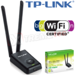 Adaptador De Red Inalambrica USB Tp-Link TL-WN8200ND Alta Poten