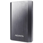Bateria Portatil USB Adata A10050 Titanium Power Bank Cargador 10050mAh