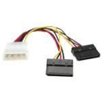 Cable Molex A 2 SATA Manhattan 15 CM De Largo 349369