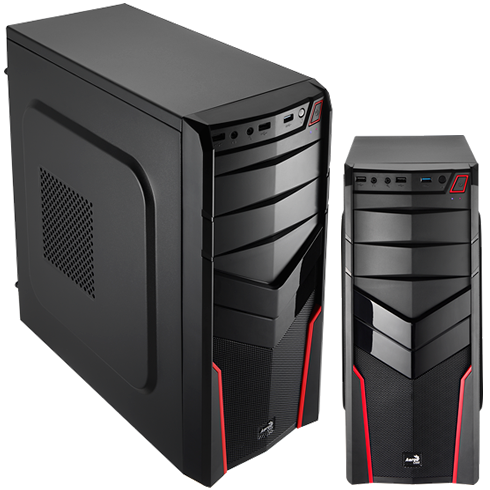 Gabinete aerocool v2x red edition ventilador usb 30 xtremetecpc gabinete aerocool v2x red edition ventilador usb 30 thecheapjerseys Choice Image