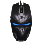Mouse Eagle Warrior Alambrico Optico USB G14 Iluminado 2400 DPI Ajustable