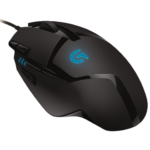 Mouse Logitech Alambrico Optico USB G402 Hyperion Fury Gaming