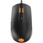 Mouse Steelseries Alambrico Optico USB Rival 100 Black Gaming 62341