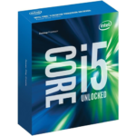 Procesador Intel Core i5 6600K 3.5 GHz Quad Core 6 MB Socket 1151