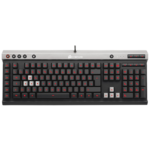 Teclado Corsair Alambrico USB Raptor K30 Retroiluminado Gaming