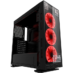 Gabinete Eagle Warrior Blade A3 Gaming 3 Ventiladores Led Rojo USB 3.0 CGBLADEA3-2EGW