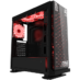 Gabinete Eagle Warrior Blade A6 Led Rojo Gaming