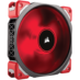 Ventilador Corsair 120mm ML120 Pro Led Rojo Levitacion Magnetica CO-9050042-WW