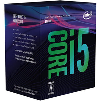 Procesador Intel Core i5 8400 2.8 GHz Six Core
