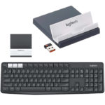 Teclado Logitech Inalambrico USB Y Bluetooth K375s Multi-Dispositivos 920-008166