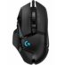 Mouse Logitech G502 HERO RGB Gaming Alambrico Optico USB 910-005550