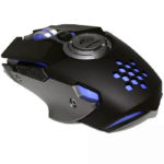 Mouse Eagle Warrior Hive 3200DPI RGB USB MGGX61HIVEEGW