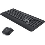 Kit Teclado Y Mouse Logitech MK540 Advanced Inalambrico USB 920-008673