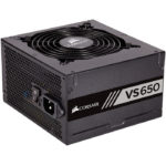 Fuente De Poder Corsair VS Series VS650 650W 80 Plus