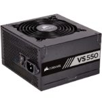 Fuente De Poder Corsair VS Series VS550 550W 80 Plus CP-9020171-NA