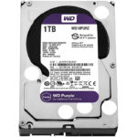 Disco Duro 3.5 Western Digital Purple Surveillance 1TB SATA 3 64MB WD WD10PURZ