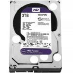 Disco Duro 3.5 Western Digital Purple Surveillance 3TB SATA 3 64MB WD WD30PURZ