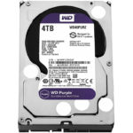 Disco Duro 3.5 Western Digital Purple Surveillance 4TB SATA 3 64MB WD WD40PURZ