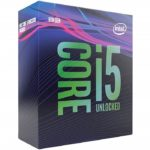 Procesador Intel Core i5 9600K 3.7GHz Six Core 9MB Socket 1151-v2