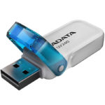 Memoria Flash USB Adata UV240 16GB Blanca AUV240-16G-RWH
