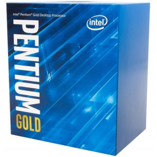 Procesador Intel Pentium Gold Dual Core G5400 3.7GHz 4MB Socket 1151 v2
