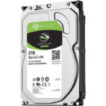 Disco Duro 3.5 Seagate 2TB SATA 3 256MB BarraCuda ST2000DM005