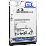 Disco Duro 2.5 Western Digital Blue 500GB 5400RPM SATA 3 16MB WD WD5000LPCX