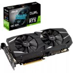 Tarjeta De Video Nvidia Asus Dual RTX 2060 OC 6GB GDDR6 GeForce DUAL-RTX2060-O6G