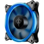 Ventilador YeYian TYPHOON FS1013 120mm LED Azul