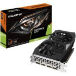 Tarjeta De Video Nvidia GIGABYTE GTX 1660 OC 6G GeForce 6GB GDDR5 GV-N1660OC-6GD