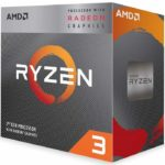 Procesador AMD Ryzen 3 3200G QuadCore 3.6GHz 6MB Socket AM4