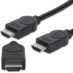 Cable HDMI A HDMI Manhattan 15 Mts 308434 Full Hd
