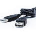 Cable USB 2.0 Vorago CAB-105 Extension 1.5 Metros