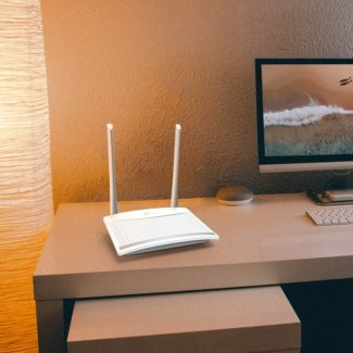 Router Inalambrico Tp-Link TL-WR820N 300 Mbps