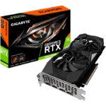 Tarjeta De Video Nvidia RTX 2060 Super Windforce 8G GeForce 8GB GDDR6 GV-N206SWF2OC-8GD