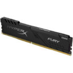 Memoria Ram DDR4 Kingston HyperX Fury 2400MHz 4GB PC4-19200 Negra HX424C15FB3/4