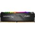 Memoria Ram DDR4 Kingston HyperX FURY RGB 2400MHz 8GB PC4-19200 HX424C15FB3A/8