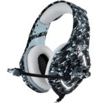 Diadema YeYian FORCE Serie 3000 LED Microfono Gaming Headset 3.5mm YDF-33401G