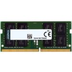 Memoria Ram DDR4 Sodimm Kingston 2666MHz 16GB PC4-21300 KVR26S19D8/16